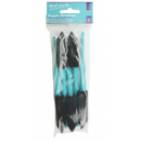 Mont Marte 25mm Foam Brush / 5 Pcs.