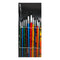 Sinoart Artist Watercolor Bristle Brush Set/12
