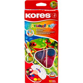 Kores Water Colour Set