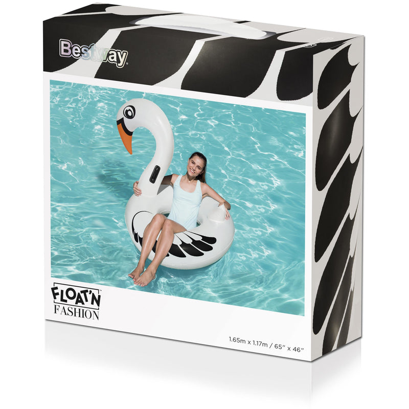Bestway Swan Inflatable Swimming Ring