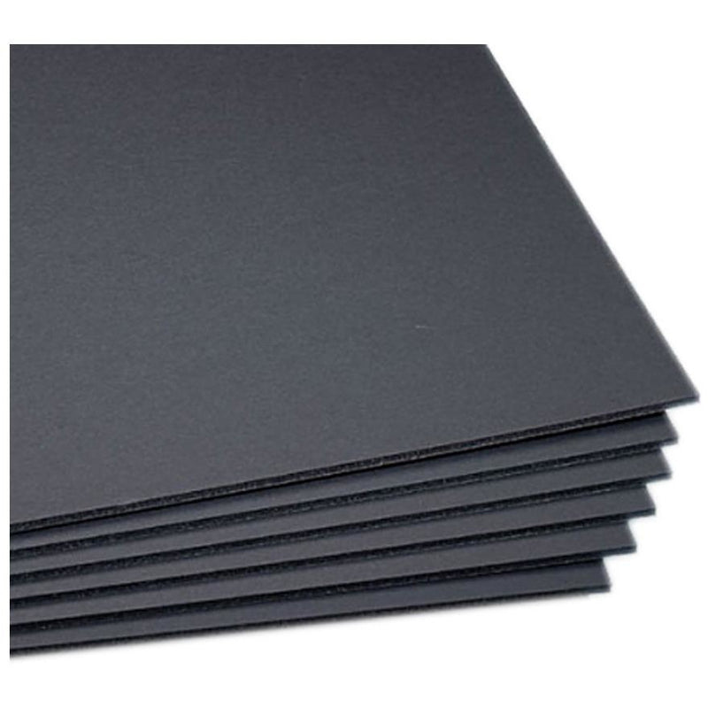 Sinoart 5mm Foam Board 70x100 cm - BLACK