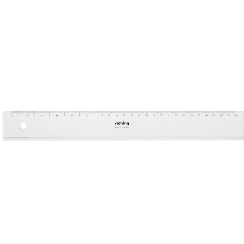 Rotring Centro Flat Ruler 30cm