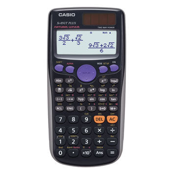 Casio  Scientific Calculator - fx-85GT Plus