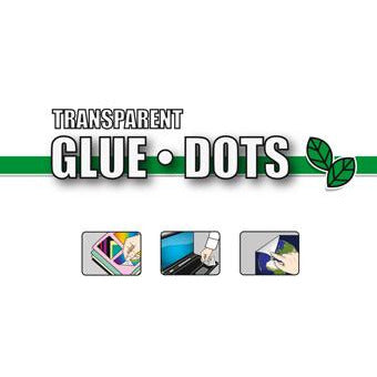 Kores Glue Dots Permanent