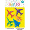 Unique Party Favors Jet Planes - Pack of 5