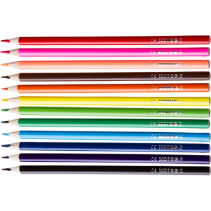 Kores Kromas Coloring Pencils - Set