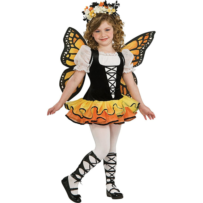 Monarch Butterfly Kids Costume