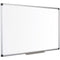 Bi-Office Aluminium Frame Whiteboard