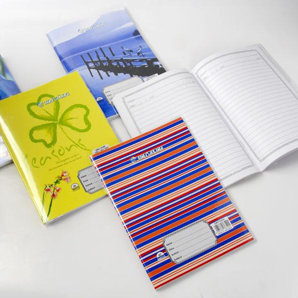 Sinarline School Notebook / Assorted Covers