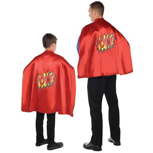 Superhero Cape Accessory