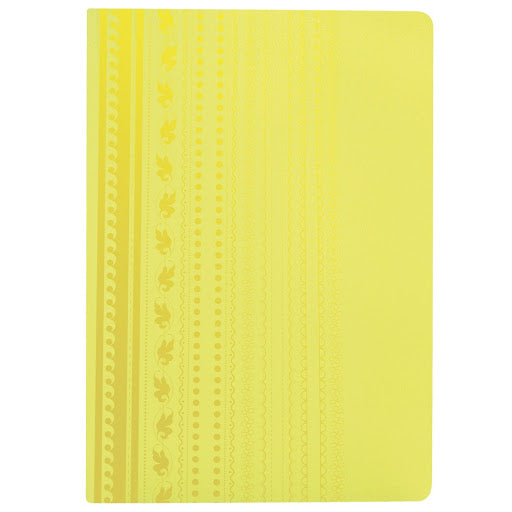 Dentelle A6 Ruled Notebook