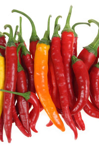 Chilli - Fingerlong 50g
