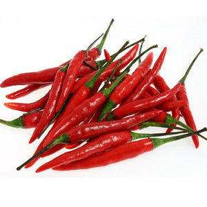 Chilli - Birds Eye 50g