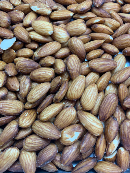 Salted Almonds (1/2 lb.)