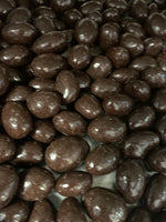 Dark Chocolate Covered Almonds (1/2 lb.)