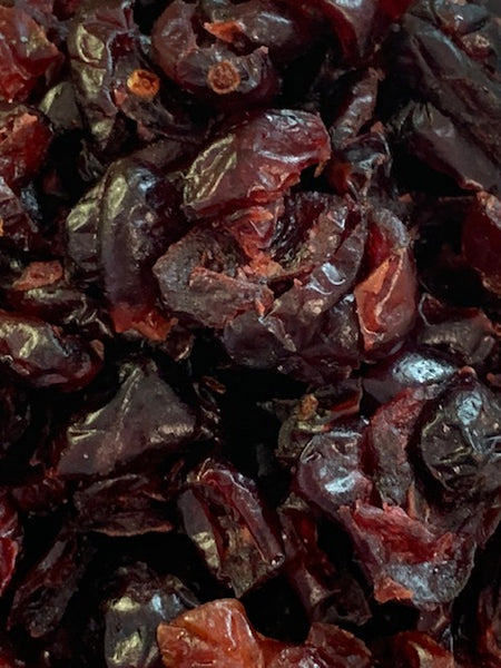 Dried Cranberries (1/4lb.)