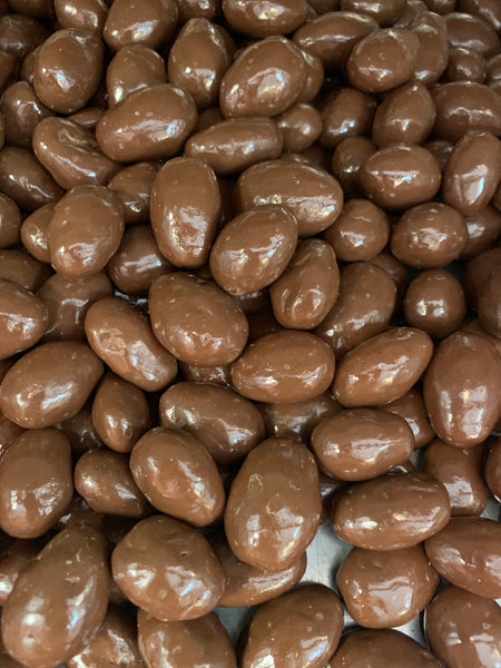 Milk Chocolate Covered Almonds (1 lb.)