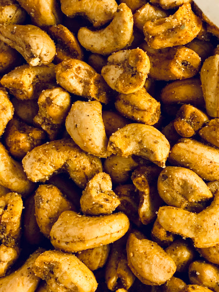 Cashews Seasoned With Old Bay (1/2 lb.)