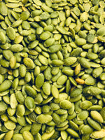 Salted Pepitas (Pumpkin Seeds) (1/2 lb.)