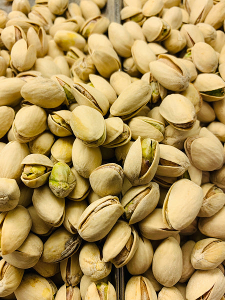 Salted In Shell Pistachios (1/2 lb.)