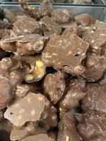 Milk Chocolate Peanut Turtles (1/2 lb.)