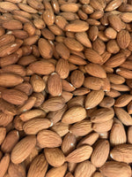 Raw Unsalted Almonds (1/2 lb.)