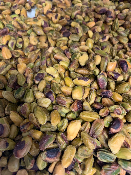 Salted Shelled Pistachios (1/2 lb.)
