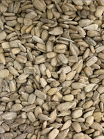 Unsalted Shelled Sunflower Seeds (1/2 lb.)