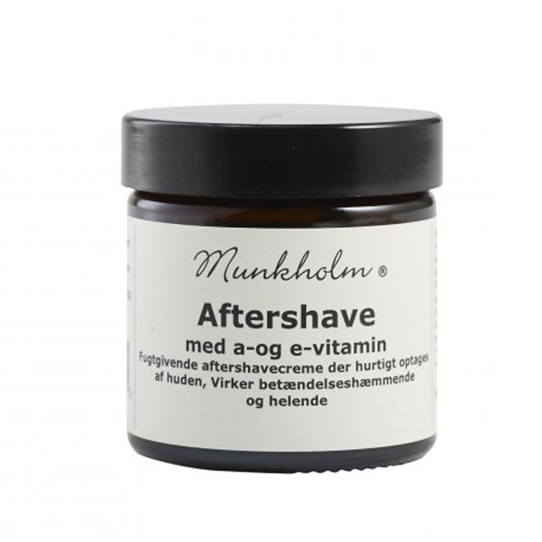 MUNKHOLM - Aftershave creme 60 ml.