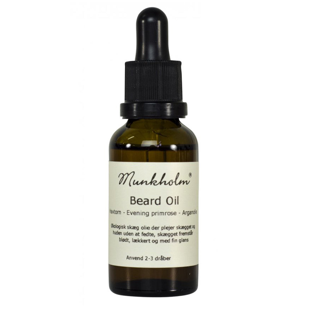 MUNKHOLM - Beard Oil 30 ml.