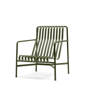 HAY - Palissade Lounge Chair - High
