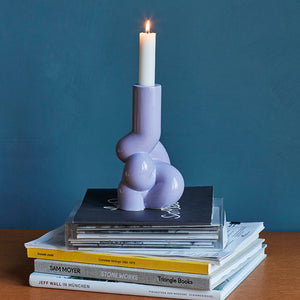 HAY - W&S Candleholder Soft - Lysestage