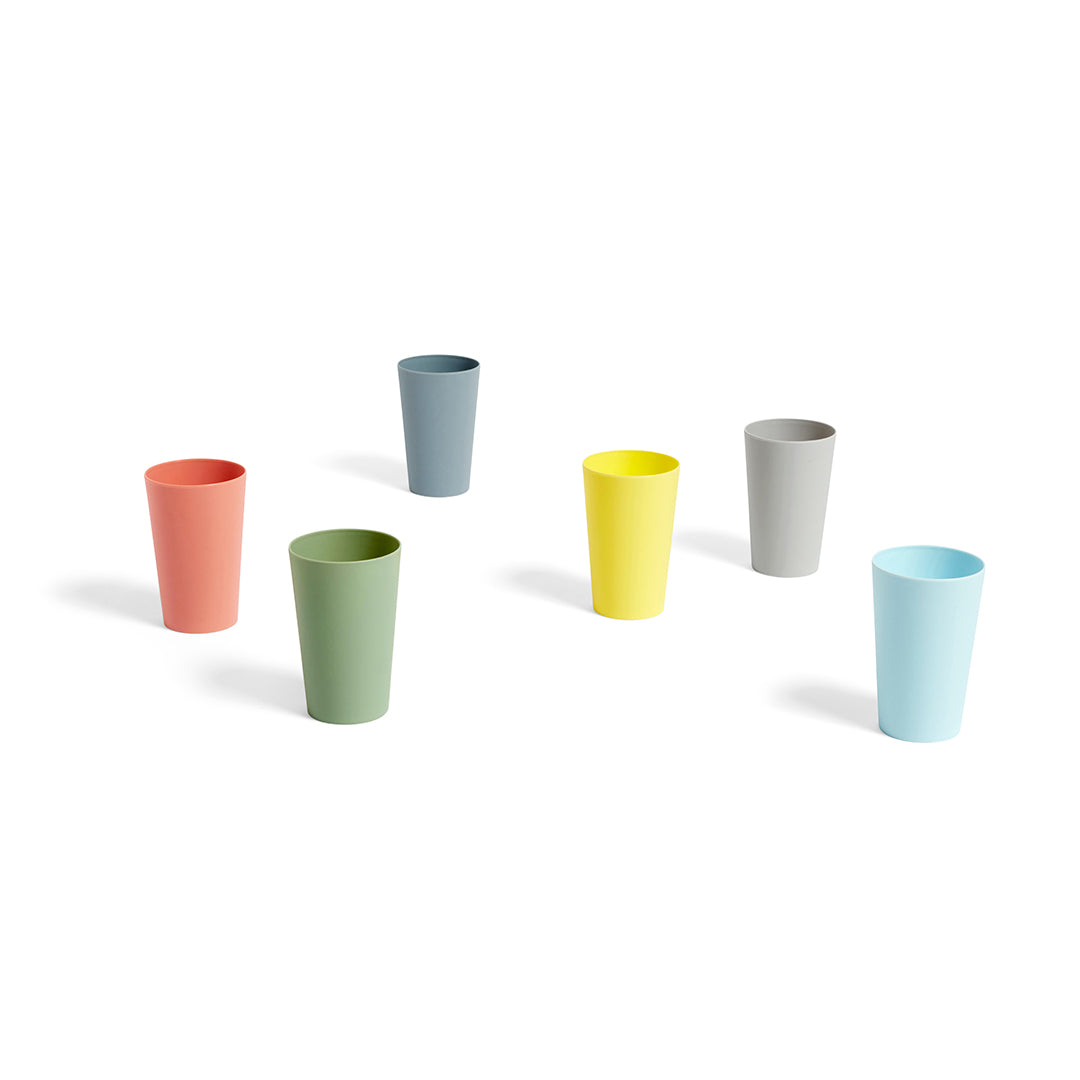 Paquet cup / set of 6