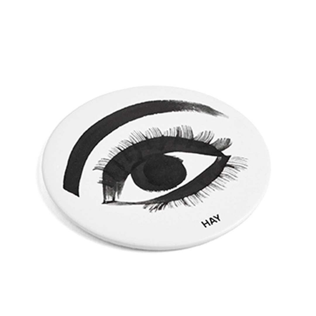 Pocket mirror Eye
