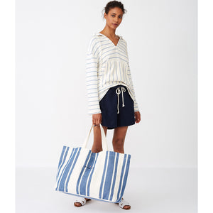 LEXINGTON - Tasker Blue/white stripe