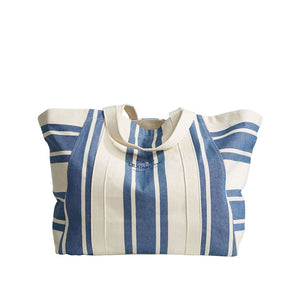 Tasker Blue/white stripe