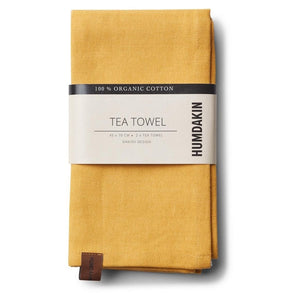 Tea towel Organic - 2 pack - Viskestykker