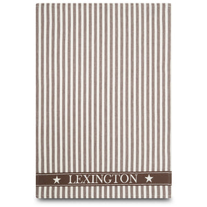 Striped Classic Cotton Twill Kitchen Towel - Viskestykker