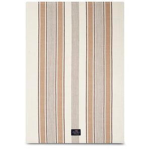 LEXINGTON - Striped Cotton Twill Kitchen Towel - Viskestykker