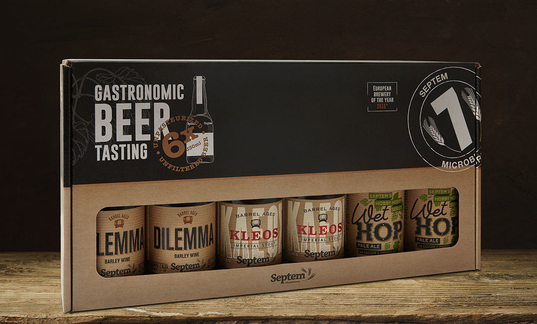 Gastronomic Beer Tasting - Gift Box 2