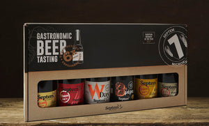 Gastronomic Beer Tasting - Gift Box 1