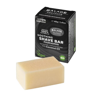 BALADE EN PROVENCE - SOOTHING SHAVE BAR - FOR MEN - 40G