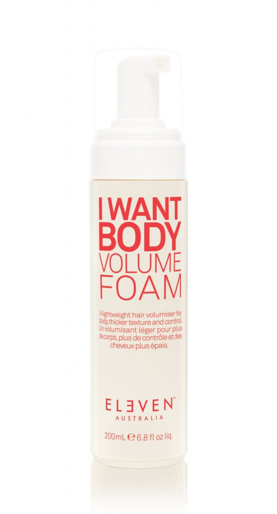 ELEVEN AUSTRALIA - I WANT BODY VOLUME FOAM 200ML