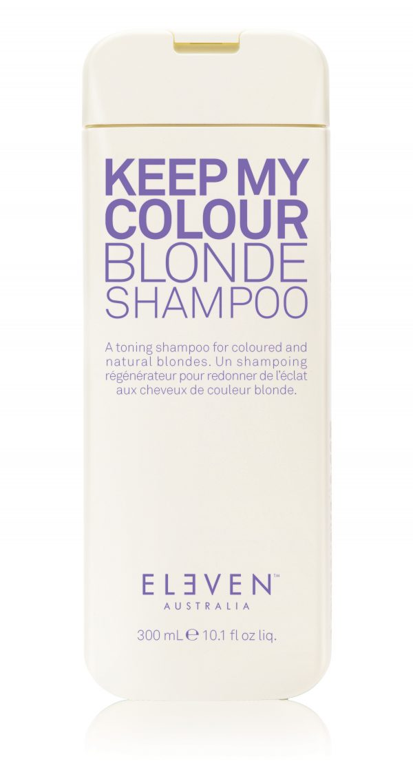ELEVEN AUSTRALIA - KEEP MY COLOUR BLONDE SHAMPOO 300ML