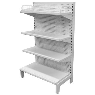 Supermarket Shelving Bays