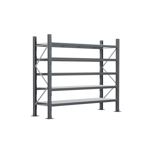 Wire Shelving Bays