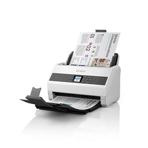 Epson DS870 Document Scanner - Business Base