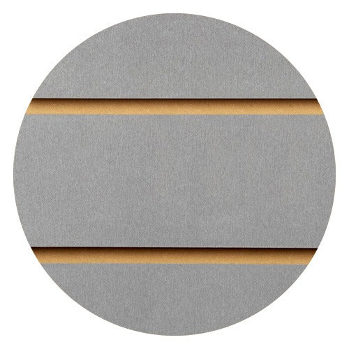 AP4021-Plankwall panel coloured melamine both sides grooved one side - Business Base