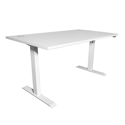 Industry Standard Sit Stand Desk - Business Base