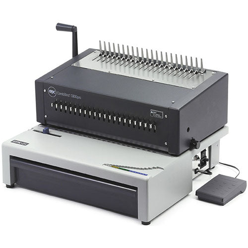 GBC C800 Pro Electric Comb Binding Machine - Business Base